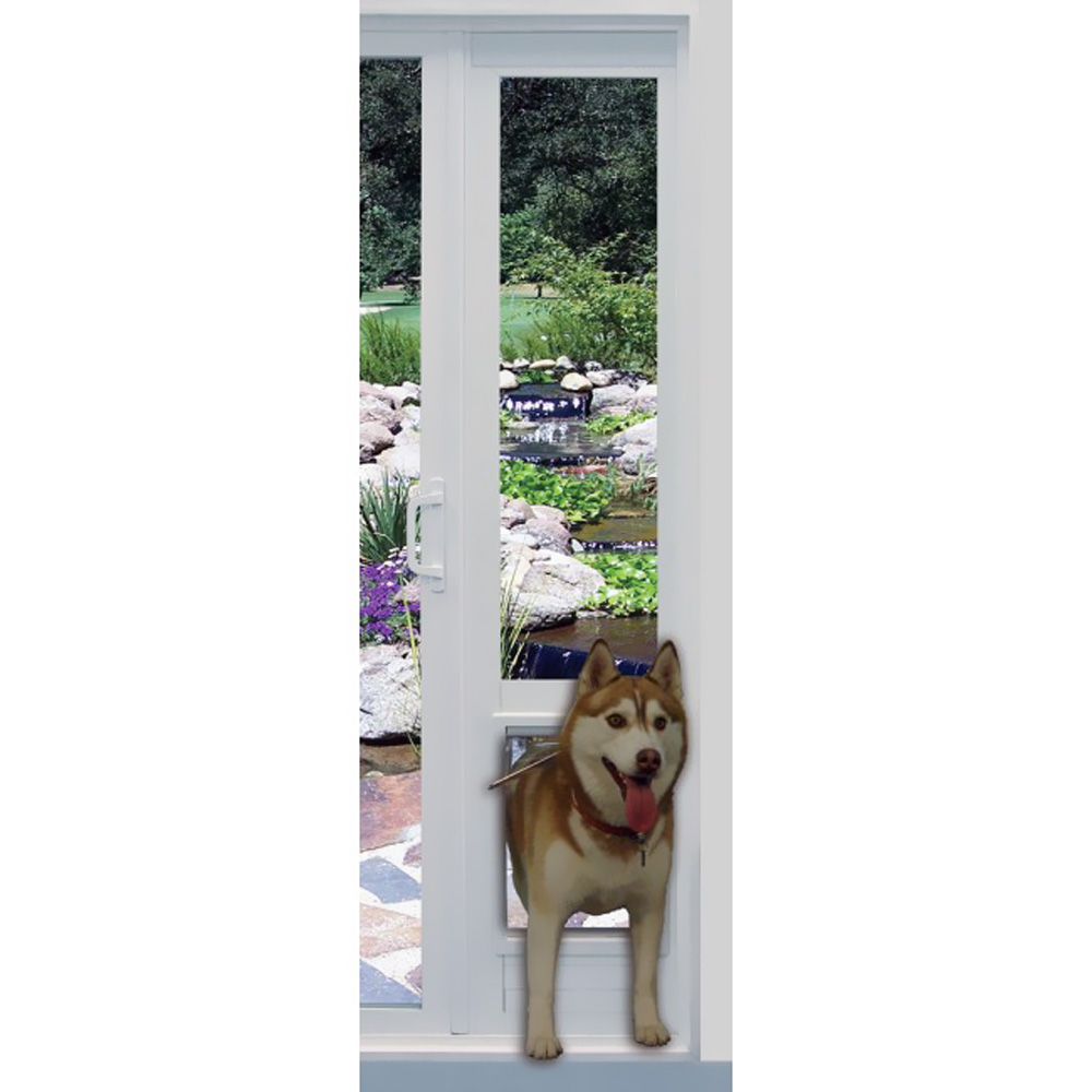 Vpp Vinyl Pet Patio Door 80 Quot Medium Healthypets
