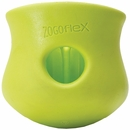 West Paw Toppl Tough Dog Chew Toy - Green (Small)