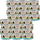Whole Earth Farms Grain Free - Real Tuna & Whitefish Pate Recipe Canned Cat Food (24x5 oz)