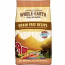 Whole Earth Farms Grain Free - Salmon & Whitefish Recipe Dry Dog Food (4 lb)