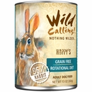 Wild Calling Hoppy's Canned Dog Food - Rabbit (13 oz)