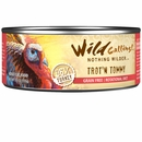Wild Calling Turkey Trout'n Tommy Canned Cat Food - Turkey (5.5 oz)