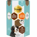 Yummy Combs Flossing Dental Treats 2-Packs for Dogs 5.5-12 lbs - X-Small (24 count)