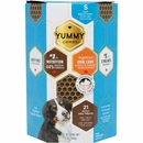 Yummy Combs Flossing Dental Treats for Dogs 13-25 lbs -  Small (21 count)