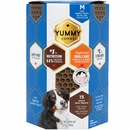 Yummy Combs Flossing Dental Treats for Dogs 26-50 lbs - Medium (15 count)