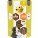 Yummy Combs Flossing Dental Treats for Dogs Over 100 lbs - X-Large (6 count)