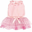 Zack & Zoey Elements Snow Princess Dress