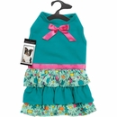 Zack & Zoey Sun & Sea Ruffle Dress - XSmall