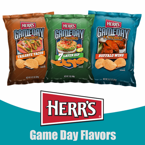 Game Day Flavors Assorted Case 3 of each flavor
