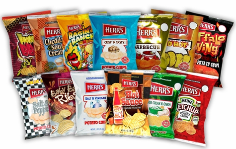 Herr's® 1 oz.  Potato Chips