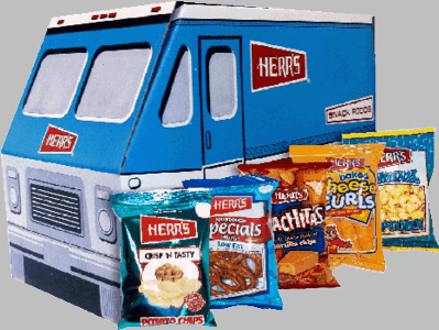 Herr's® Assorted Snack Cases You Pick The Mix