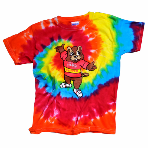 Herr's® Chipper Childs Tye Dyed Tee
