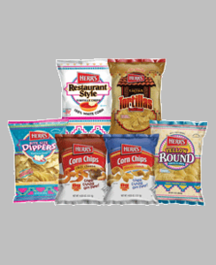 Herr's®  Corn Chips and Tortilla Chips