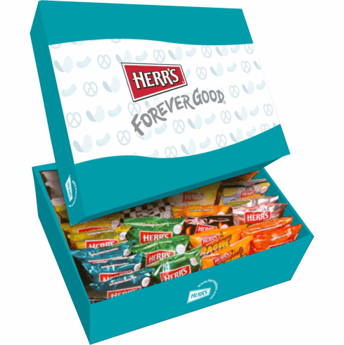Herr's Forever Good Decorative Box