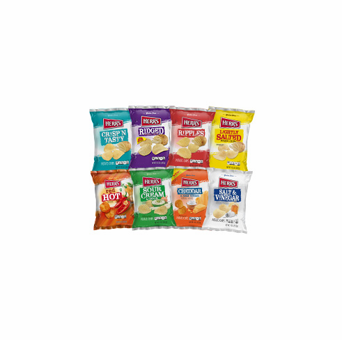 Herr's® Assorted Potato Chips 8.5 to 9.5 oz. Bags Choose (9) bags