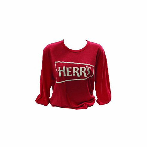 Herr's® Unisex Long Sleeve Tee