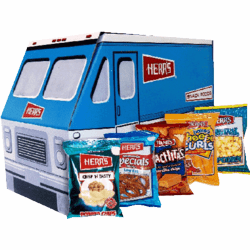 Herr's® Snack Truck (42 bags) You Pick the Mix