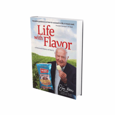 Life with Flavor <br>A Personal History of Herr's