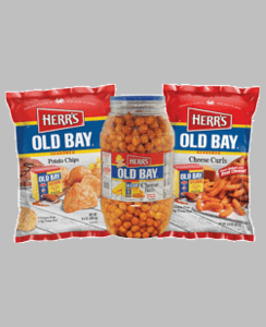 Herr's® Old Bay Products