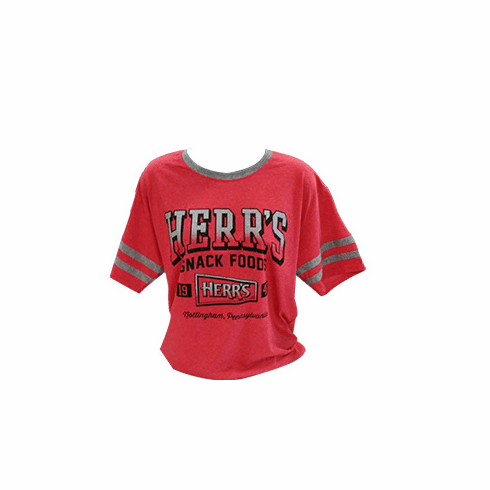 New Herr's® Red Herr's Tee