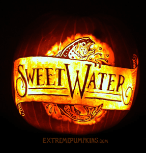 I Never Choose Logo Pumpkins But This One Was Great