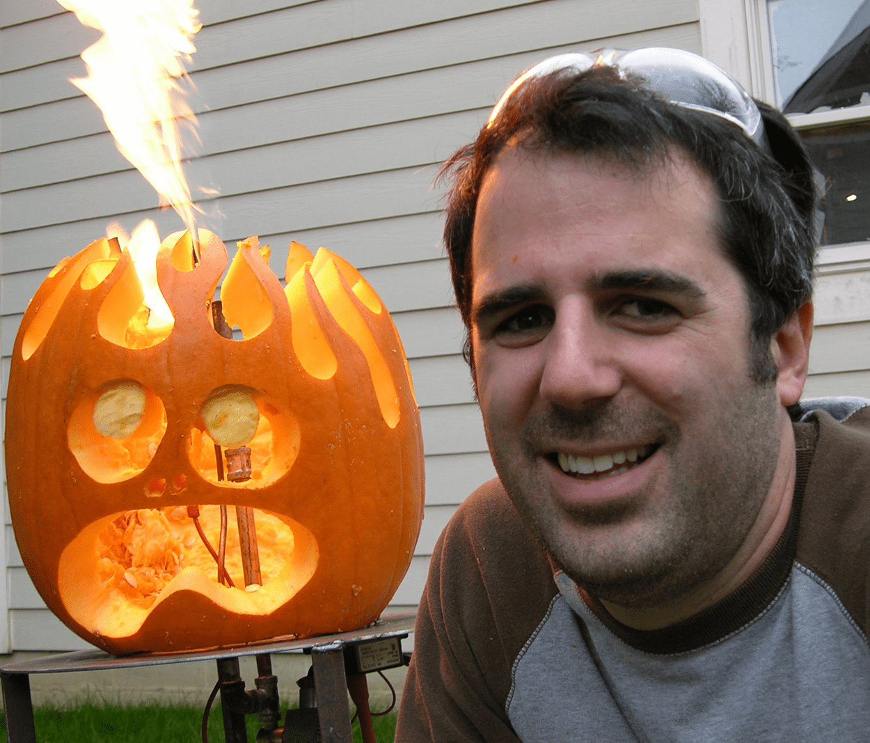 Pumpkin Carver for Hire - How To Hire Me for Your Event