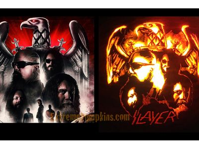 Slayer - That's right SLAYER!