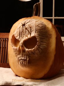 This Skull Looks Great - Almost Like Sand