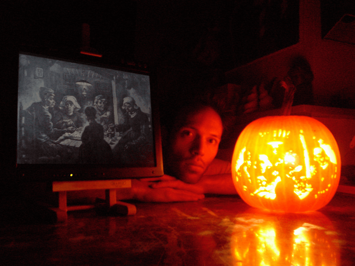 The Pumpkin Eaters