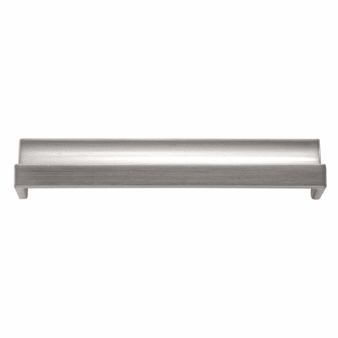 """Hickory Hardware P3332-SS Swoop Cup Pull, 3"""", 96Mm & 128Mm C/C Stainless Steel"""