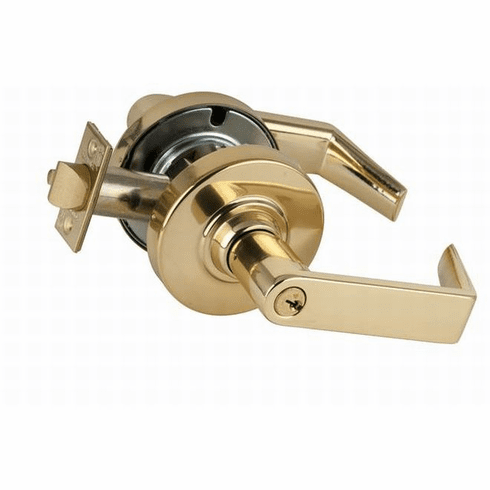 SCHLAGE COMMERCIAL ND91PD-RHO-605 Nd91Pd Rhodes Entrance/Office Lock ND91PDRHO605 ND91PD RHO 605