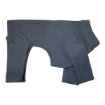Italian Greyhound Indoor/Outdoor Bodysuit- Forge Grey