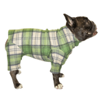 Pug, Boston Terrier & French Bulldog Indoor/Outdoor Fleece Bodysuits
