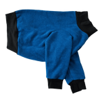 Whippet Heavy Fleece Sweater - Lapis