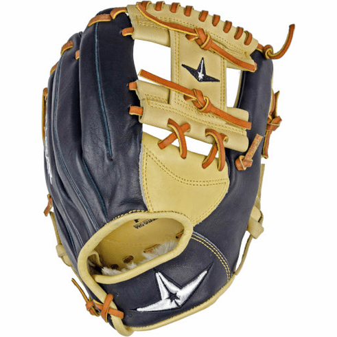 11.5 Inch All-Star The Anvil FG3500TM Adult Infield Training Glove