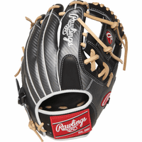 11.5 Inch Rawlings Heart of the Hide Hyper Shell PRO204-2BCF Adult Infield Baseball Glove
