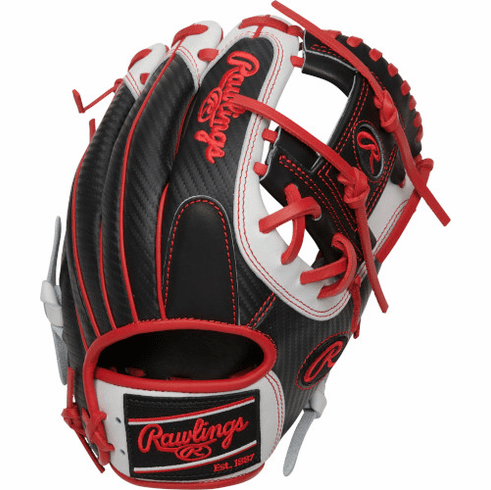11.5 Inch Rawlings Heart of the Hide HyperShell PRO204-2BSCF Adult Infield Baseball Glove