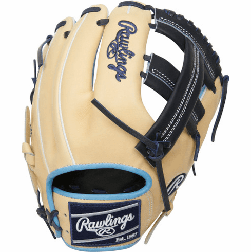11.5 Inch Rawlings Heart of the Hide PRO204-20CB Adult Infield Baseball Glove