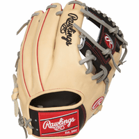 11.5 Inch Rawlings Heart of the Hide PRO204-2CBG Adult Infield Baseball Glove