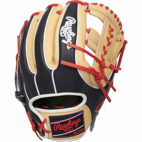 11.5 Inch Rawlings Heart of the Hide PRO314-19SN Adult Infield Baseball Glove