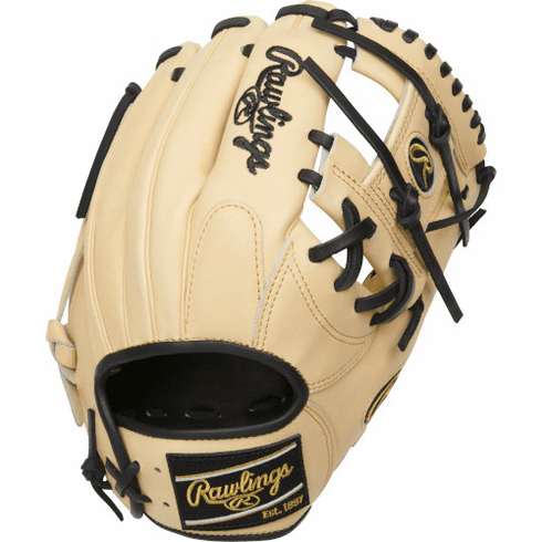 11.5 Inch Rawlings Heart of the Hide PRONP4-2CB Adult Infield Baseball Glove