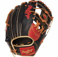 11.5 Inch Rawlings Heart of the Hide PRONP4-2SBG Adult Infield Baseball Glove