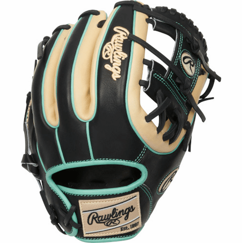 11.5 Inch Rawlings Heart of the Hide R2G Contour Fit PROR314-2CBM Adult Infield Baseball Glove