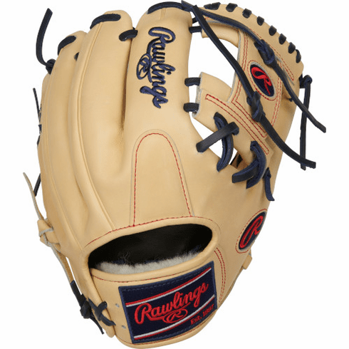 11.5 Inch Rawlings Pro Preferred PROS204-2C Adult Infield Baseball Glove
