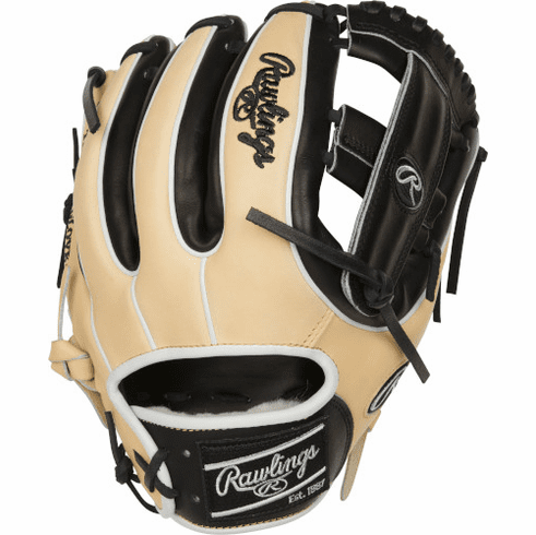 11.5 Inch Rawlings Pro Preferred PROS314-13CBW Adult Infield Baseball Glove