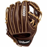 11.5 Inch Wilson A1000 WTA10RB201786 Adult Infield Baseball Glove