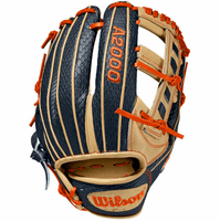 11.5 Inch Wilson A2000 SuperSkin Jose Altuve Game Model WTA20RB20JA27GM Adult Infield Baseball Glove