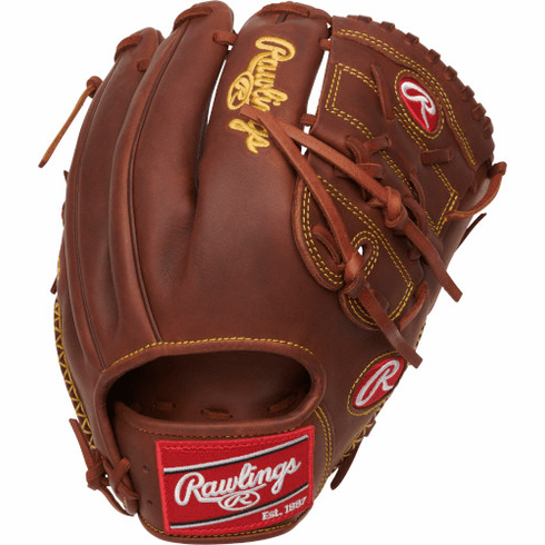 11.75 Inch Rawlings Heart of the Hide PRO205-9TI Adult Infield Baseball Glove