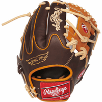 11.75 Inch Rawlings Heart of the Hide PRO205W-2CH Adult Infield Baseball Glove