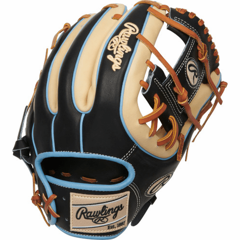 11.75 Inch Rawlings Heart of the Hide PRO315-2CBC Adult Infield Baseball Glove